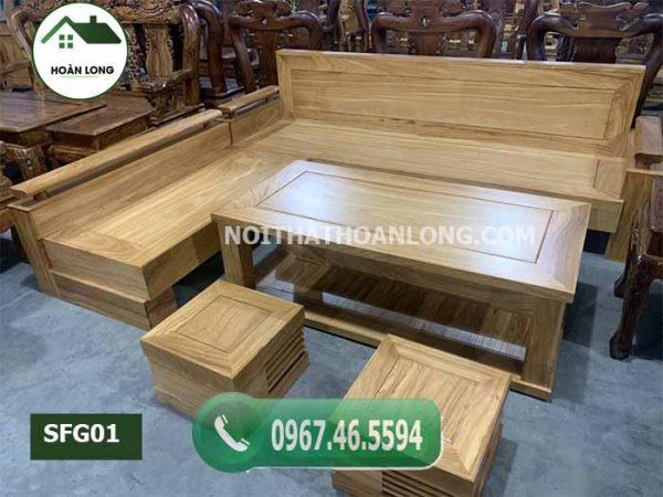 Top 5 mẫu bàn ghế gỗ tự nhiên cao cấp đáng mua nhất