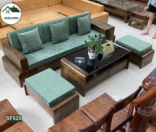 sofa văng SFS25 đẹp