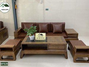 sofa chân quỳ đẹp SFS29