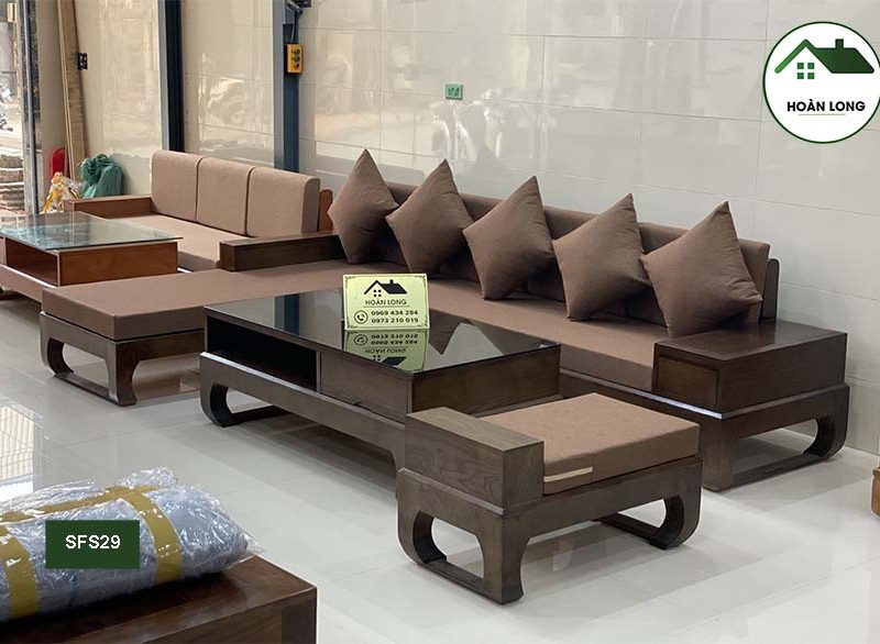 Thắc mắc sofa gỗ sồi Nga giá bao nhiêu tiền?
